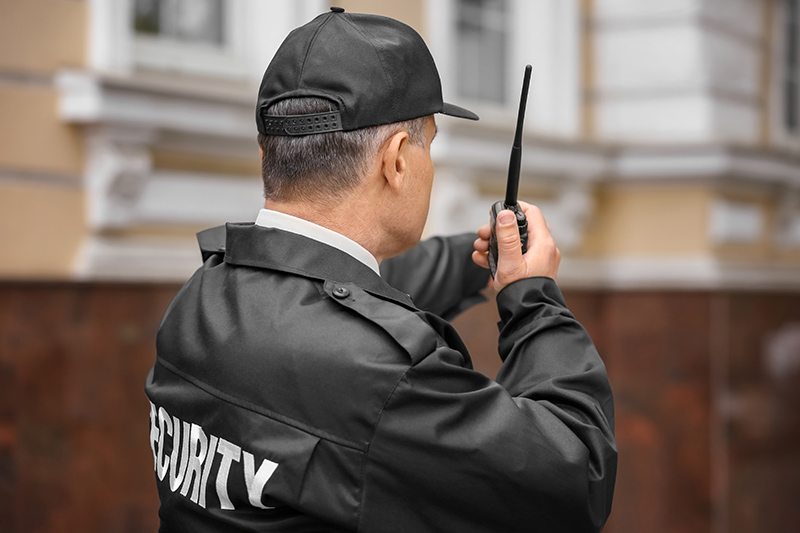 How To Be A Security Guard Uk in Leeds West Yorkshire