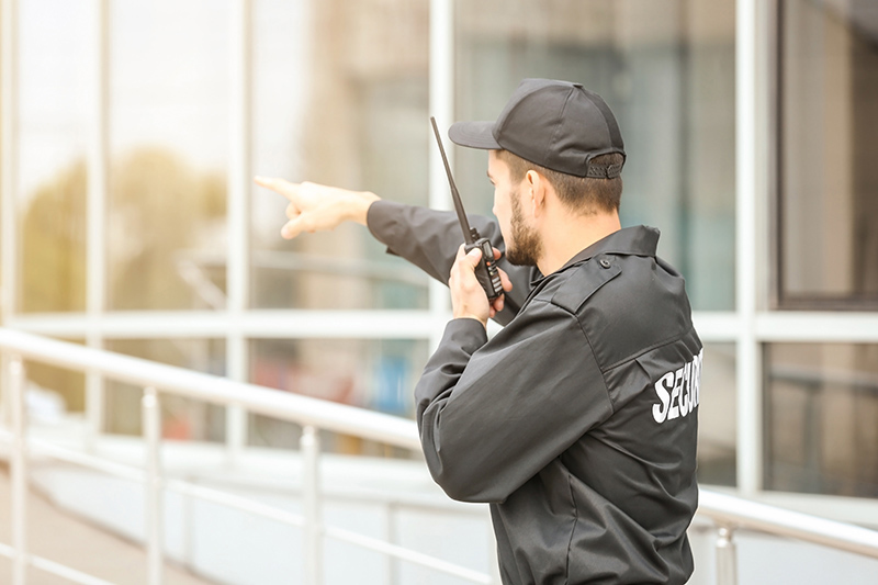 Security Guard Hiring in Leeds West Yorkshire